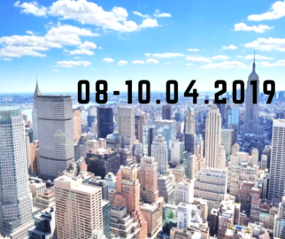 8-10 апреля 2019 г., IV Всемирный конгресс WCITD 2019, Нью-Йорк, США