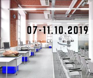 7-11 октября 2019 года. Москва. Обучающий семинар по бариатрической хирургии